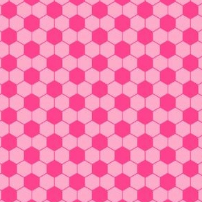 soccer pink small