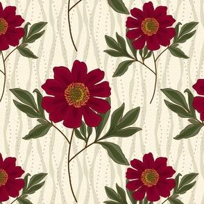 Bella Nora cosmos pattern