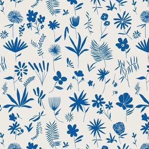 wildflowas blue small