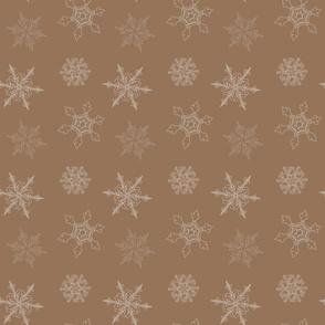 Cocoa Snowflake