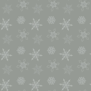Neutral Snowflake