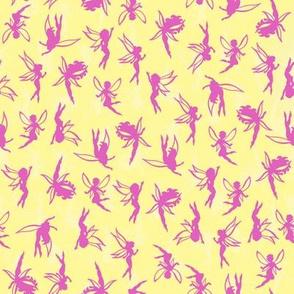 Fairy Fun - Sm Pink