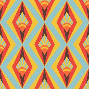 70's Sunrise - Diamond