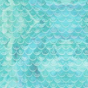 Sirene Aqua  Scales