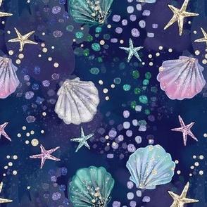 Starfish & Sea Shells // Mermaid Wishes