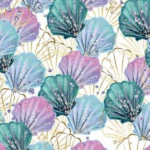 Sea Shells // Mermaid Wishes
