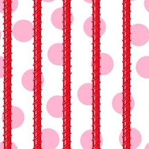 Red Vine Dots
