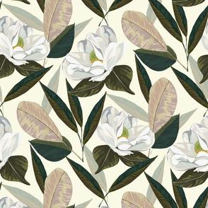 Magnolia (Cream)