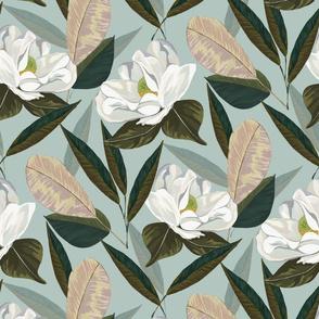 Magnolia (Blue)
