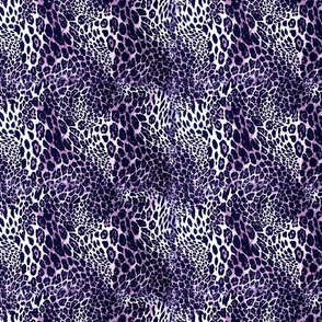 JUNGLE WILD ANIMAL PRINT
