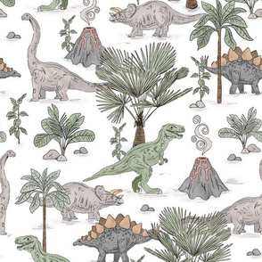 Dino Park - big