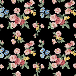 cottage garden black small scale 20per