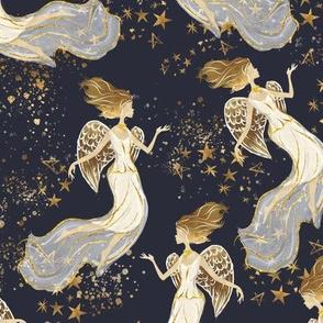 Angels, stars & fairydust  stars