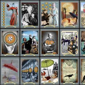 Success - Tarot Prayer Flag Collection