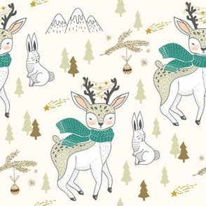 Mountain Animals Wonderland