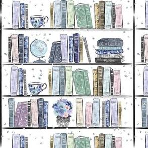 Booklover Book Shelf