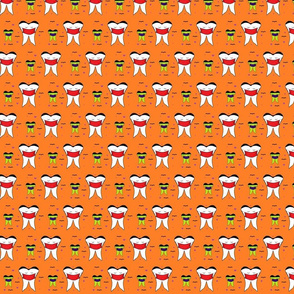 tooth halloween