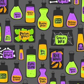 Witch's Potions