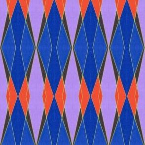 Sarasota -interrupted stripes