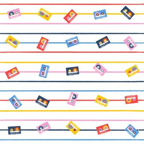 Mix Tape Stripes