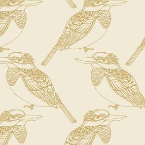 Kingfisher Yellow