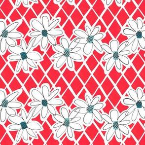 Daisy chain - Cherry - small