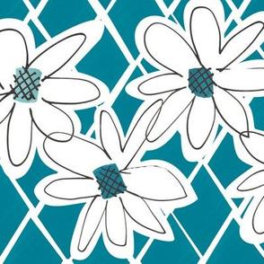 Daisy chain - Ocean - medium