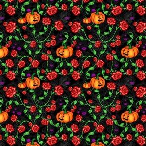 Pumpkins N Roses