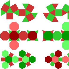 10467356 © archimedean : cuboctahedron