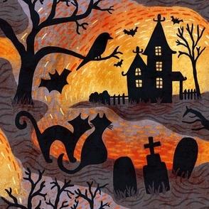 Spooky Halloween Haunts