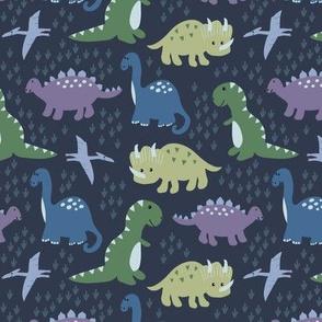 Dino-Roar Dinosaurs