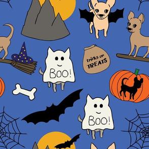 Halloween Chihuahuas (large)