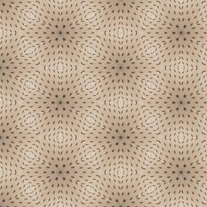 Tan Spin Dots