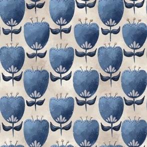 Peonies and Petals - Light Peach