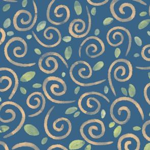 Spiral twigs