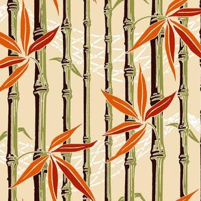 Bamboo Screen 1a