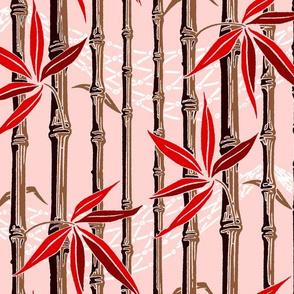 Bamboo Screen 1b