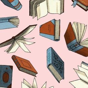 Book Storm 2020: blush, large