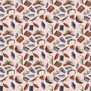 Book Storm 2020: blush, small