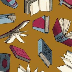 Book Storm 2020: ochre, large