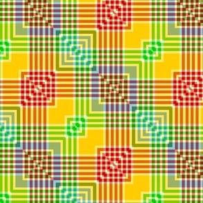 Picnic: Plaid Squares - 2