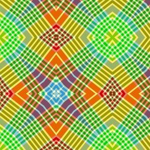 Picnic: Starry Plaid