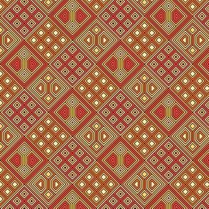 Polynesian Tile Small
