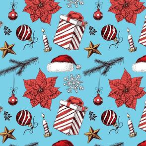 Christmas pattern 5