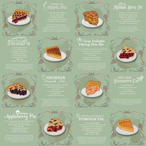 Hot Baked Pies_Sage Green