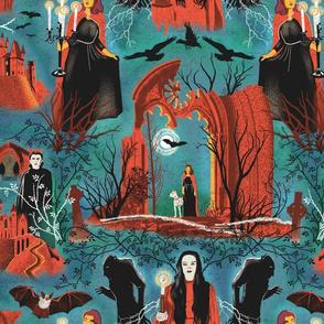 Vampire Gothic Halloween 7