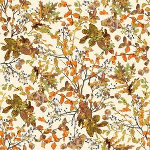 Fall Foliage Cream