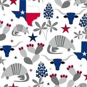 Texas State Symbols (Small)