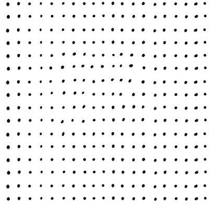 Hand Drawn Dot Grid