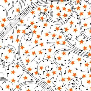 musical vine YellowOrange5 6000px thin crop alt3 XX alt vers II XX